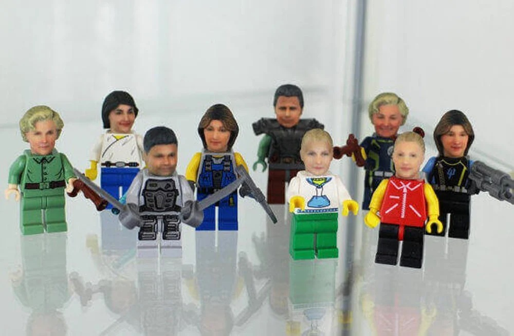 Legoyu Süsle